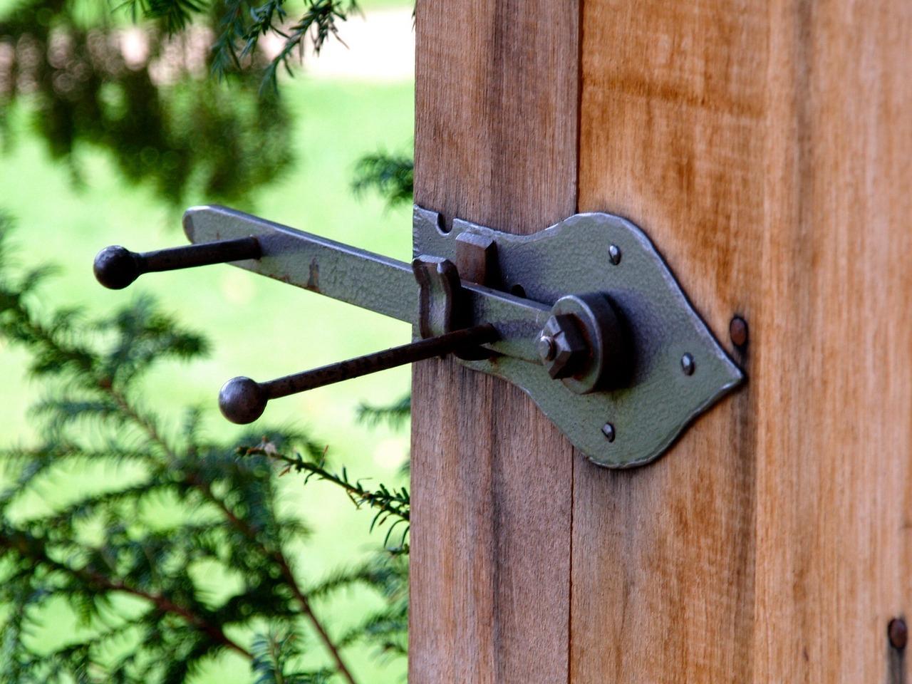 Des astuces pour ouvrir facilement une porte claquée
